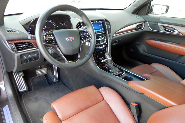 2015 Cadillac Ats Coupe Pimpin In A Purple Caddy