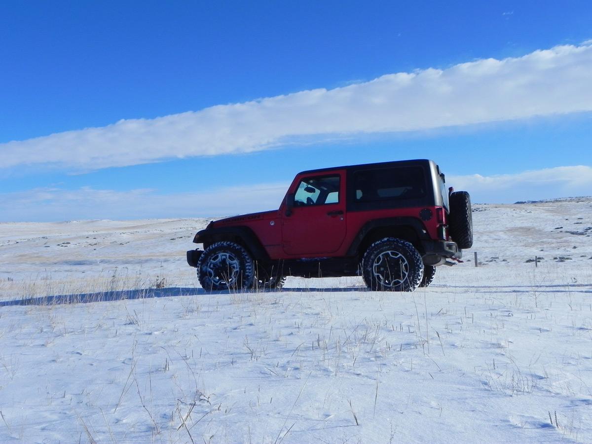 2015 Jeep Wrangler Rubicon Hard Rock Edition