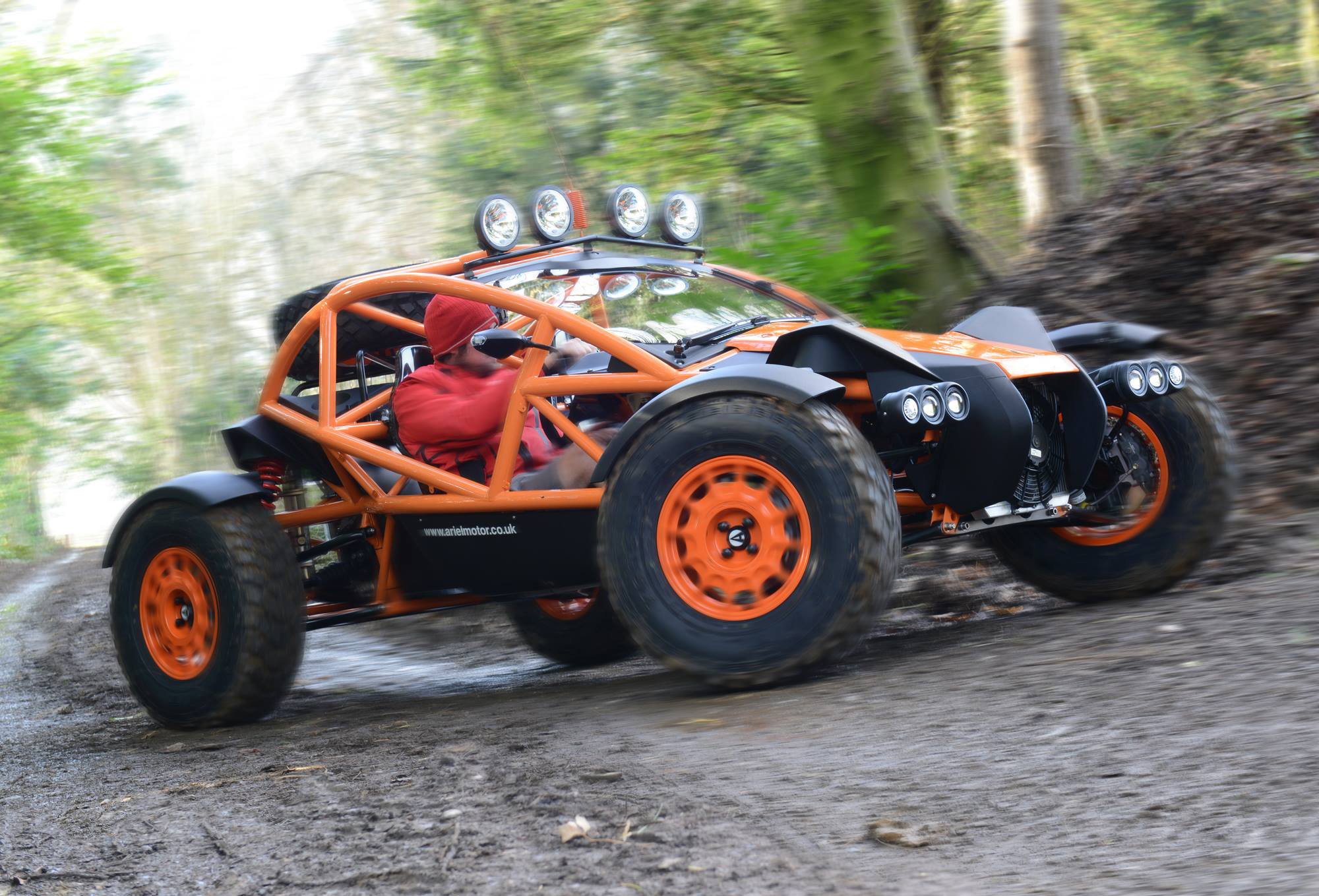 ariel nomad off road dune buggy unveiled. Black Bedroom Furniture Sets. Home Design Ideas