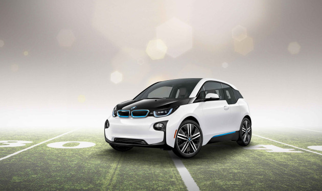 BMW i3 Super Bowl Advertisement