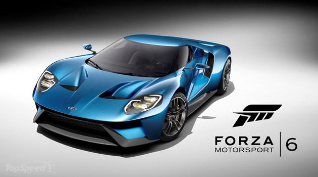 Forza Motorsport 6 - Ford GT