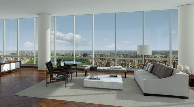 One57 - View From Penthouse