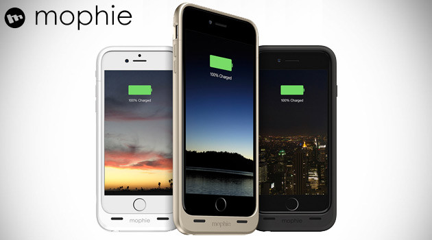 iphone 6 mophie case mophie introduces new juice pack battery cases for iphone 14999