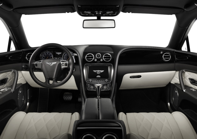 2016 Bentley Flying Spur Interior