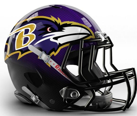 Baltimore-Ravens-Concept-Helmet