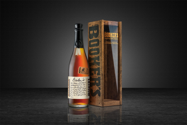 Bookers Bourbon Batch 2015-1