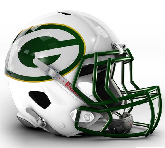 Green-Bay-Packers-Concept-Helmet