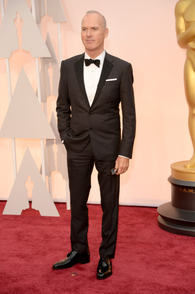 Michael Keaton - 2015 Academy Awards