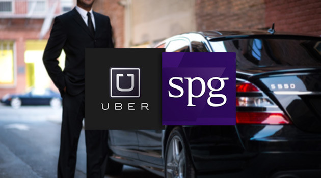 SPG announces strategic global partnership with Uber