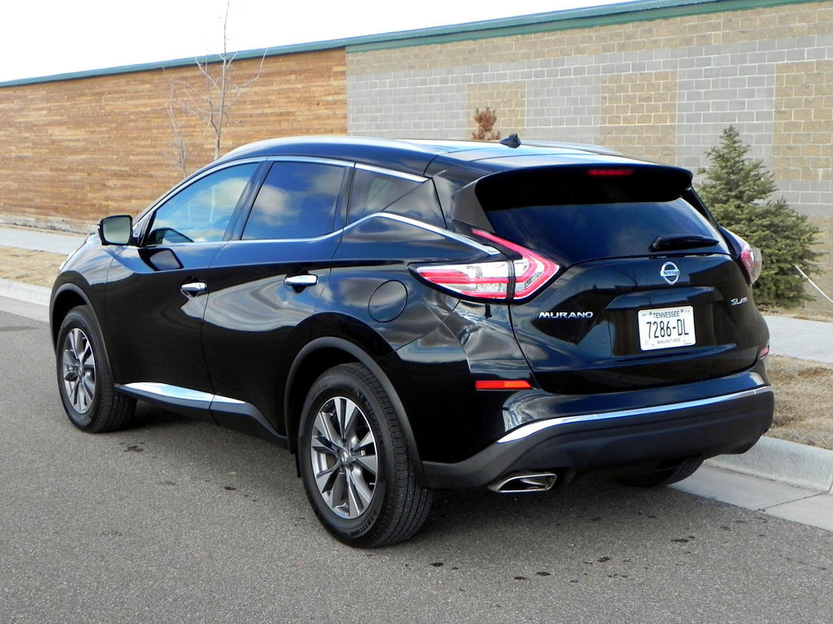 2015 nissan murano is a classy family limousine. Black Bedroom Furniture Sets. Home Design Ideas