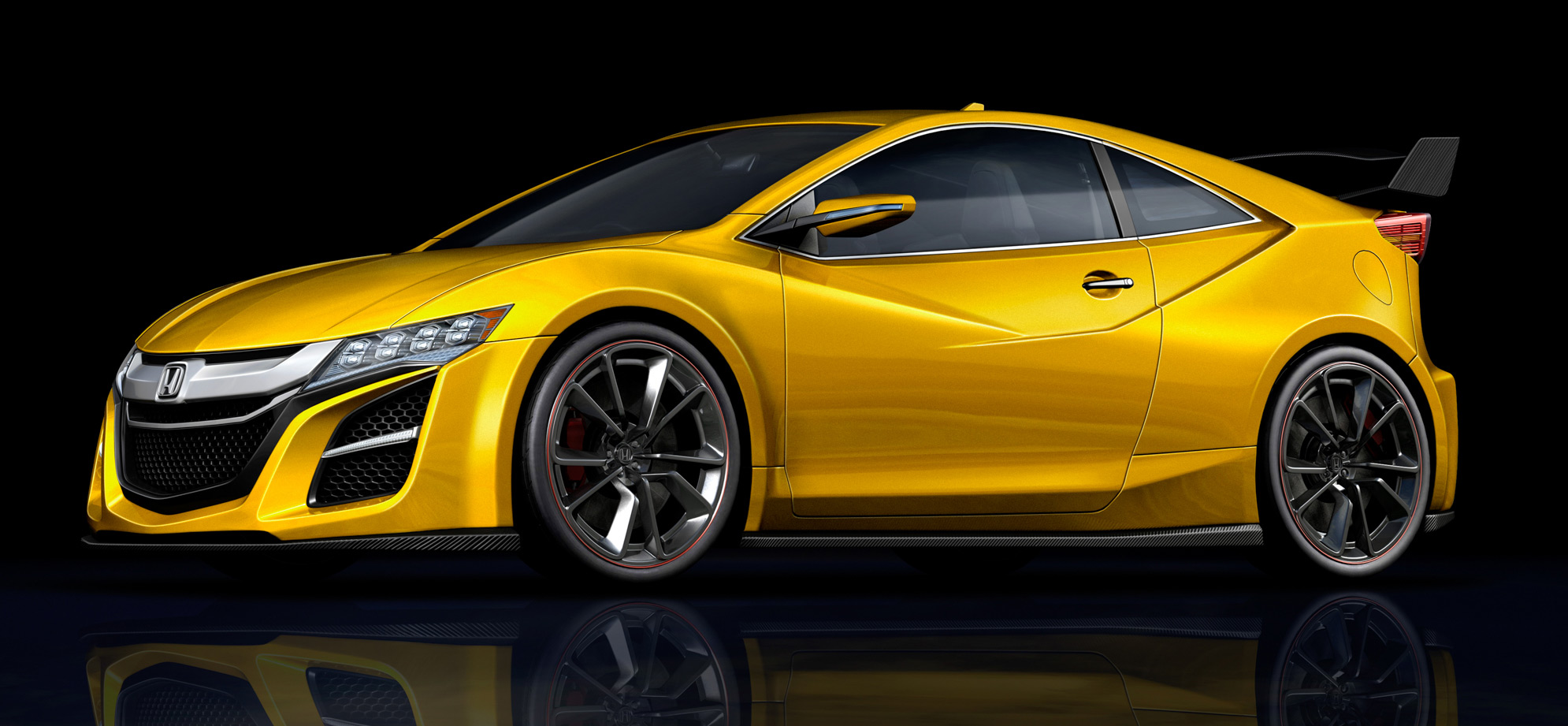 next generation honda cr z may ditch hybrid in favor of 2 0l turbo. Black Bedroom Furniture Sets. Home Design Ideas