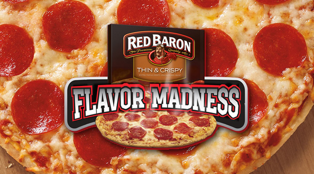 Red Baron Flavor Madness