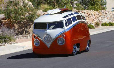 Surf Seeker VW Microbus