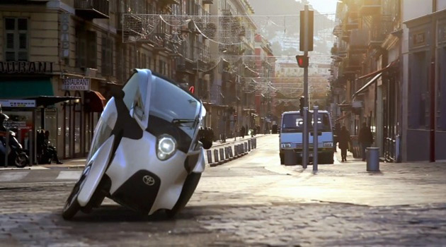 Sponsored: Toyota i-ROAD Is A New Concept In Urban Mobility