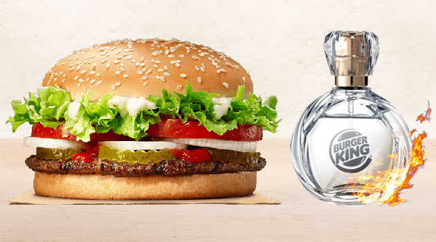 Burger King Announces A Limited Edition Whopper-Scented Cologne