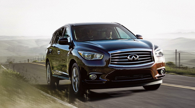 2015 Infiniti QX60 is Luxurious, Capable, and Posh