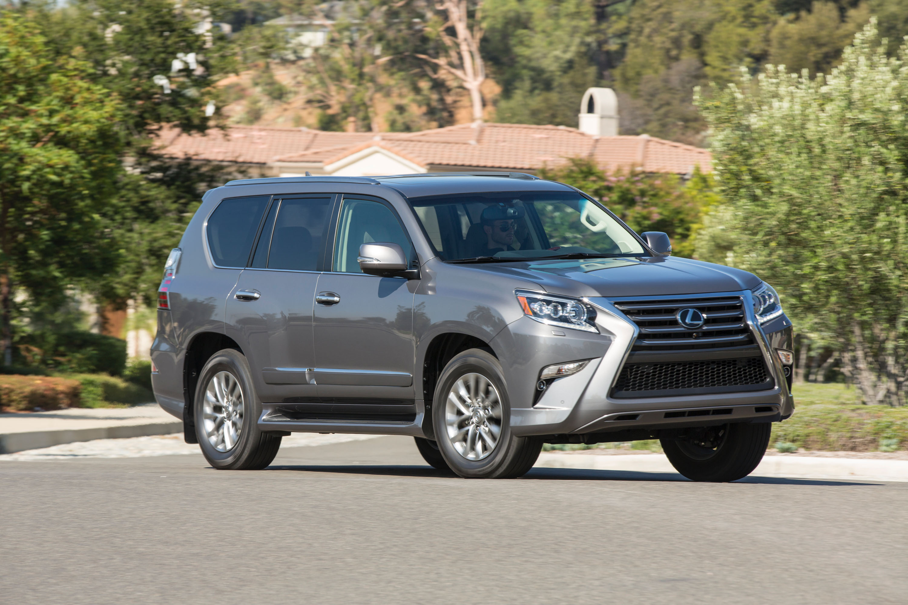 hooning the countryside in a 2015 lexus gx 460. Black Bedroom Furniture Sets. Home Design Ideas