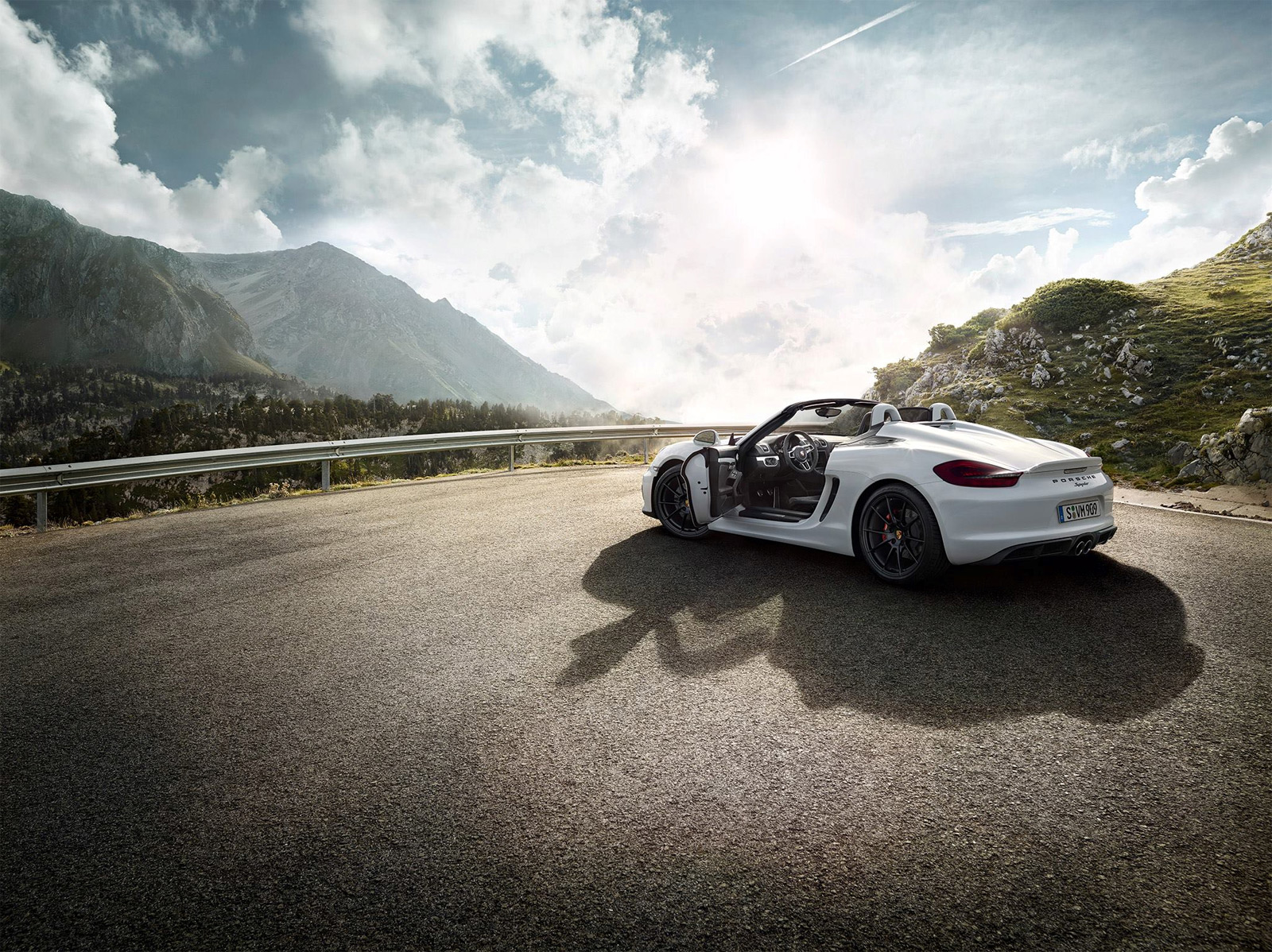the 2016 boxster spyder will be available in the us this october for 82100 and you can place your order at dealerships now