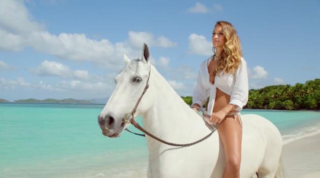 DirecTV - Hannah Davis and Horse
