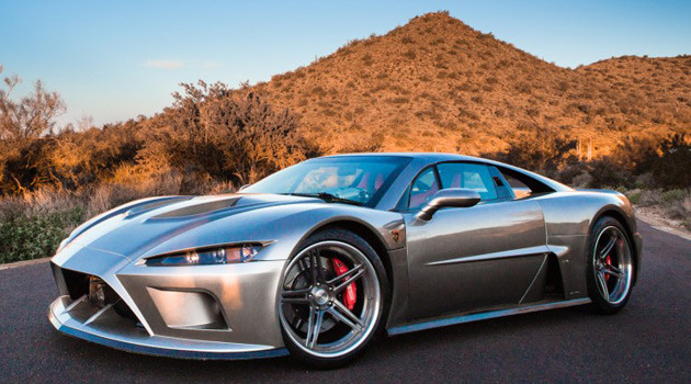 The Falcon F7 : 0-60 In 2.7 Seconds, 1100HP, And A Top Speed Of Over 200MPH