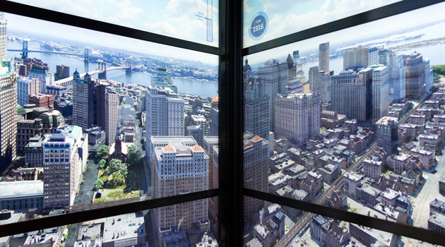 Watch 515 Years Of New York City History Unfold In 47-Second Elevator Ride