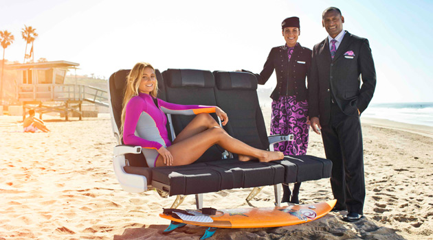 Alana Blanchard Stars In New Airplane Safety Video For Air New Zealand