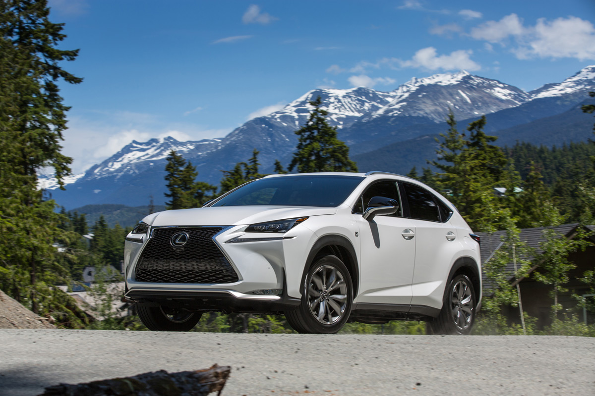 2015 lexus nx 200t f sport is all new fun and the perfect girlfriend car. Black Bedroom Furniture Sets. Home Design Ideas