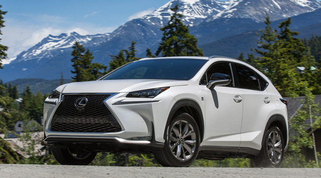 2015 Lexus NX 200t F SPORT Is All New, Fun, And The ...