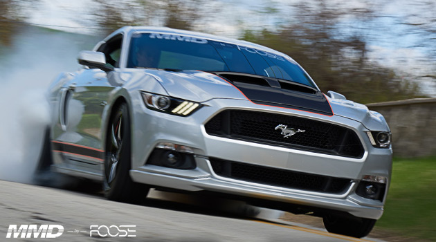 Enter To Win This 800HP 2015 Mustang GT Designed By Chip Foose
