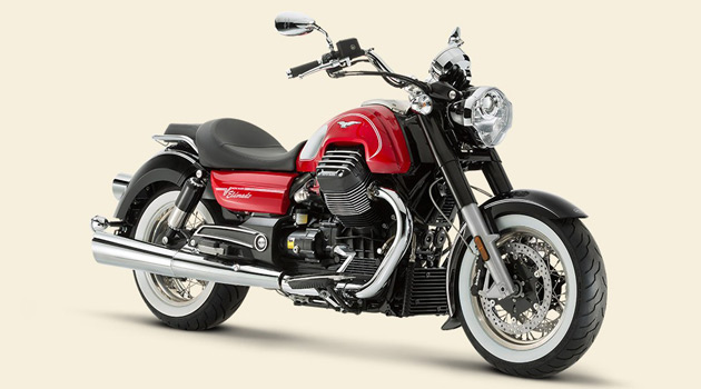 Ewan McGregor Introduces The Moto Guzzi Eldorado