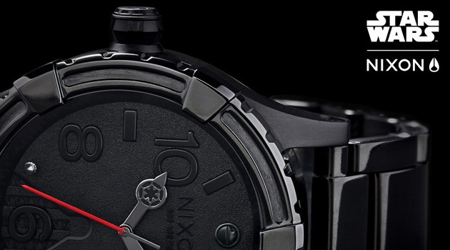 The Force Is Strong With These Star Wars Watches From Nixon