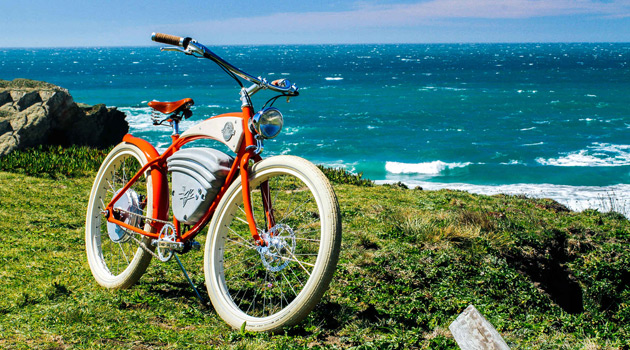 Vintage Electric's CRUZ Has 30 Mile Range, Goes 36 MPH, Recharges In 2 Hours