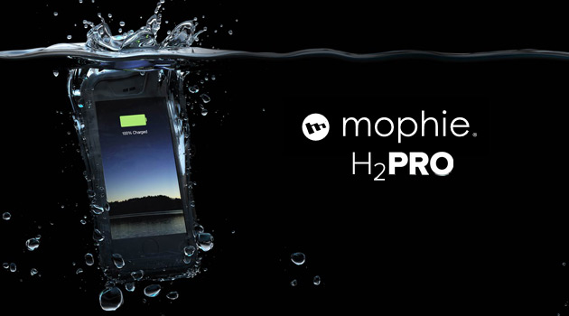 Mophie Introduces Waterproof Juice Pack H2Pro For iPhone 6
