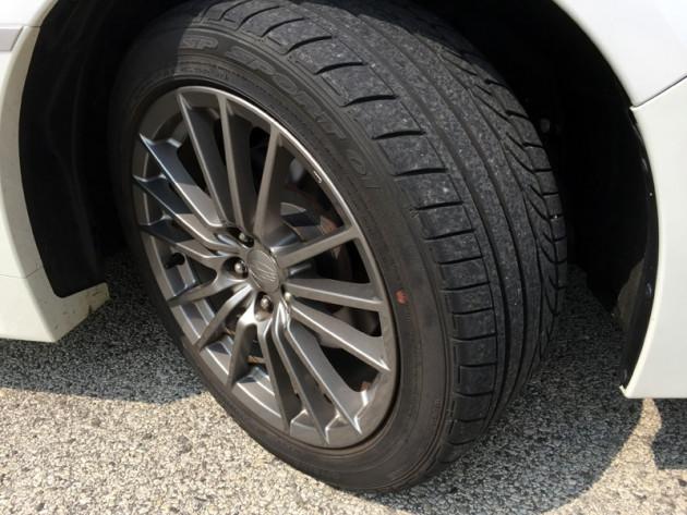 tire-depth