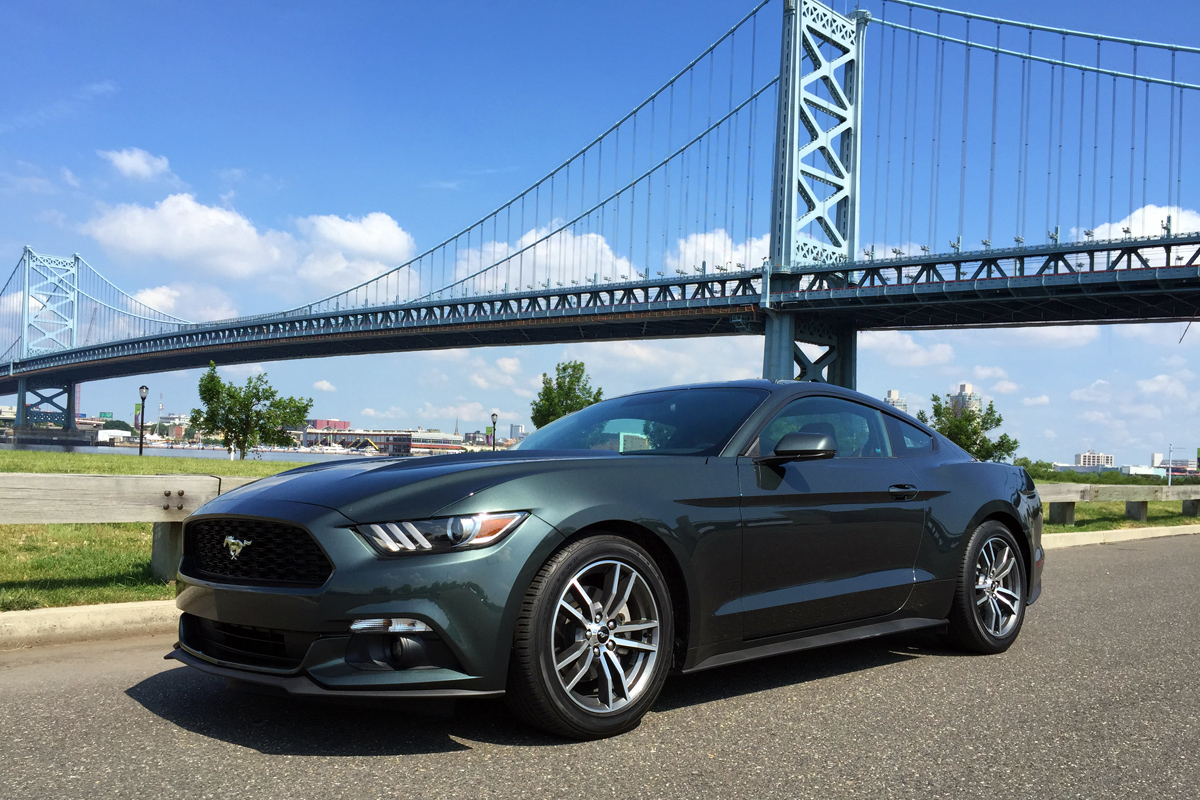 2 3 L Mustang >> Review 2015 Ford Mustang 2 3l Ecoboost
