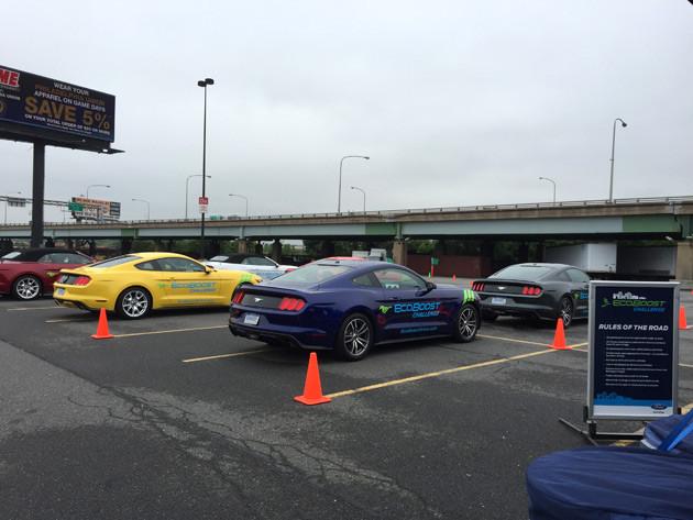 2015 Ford EcoBoost Challenge