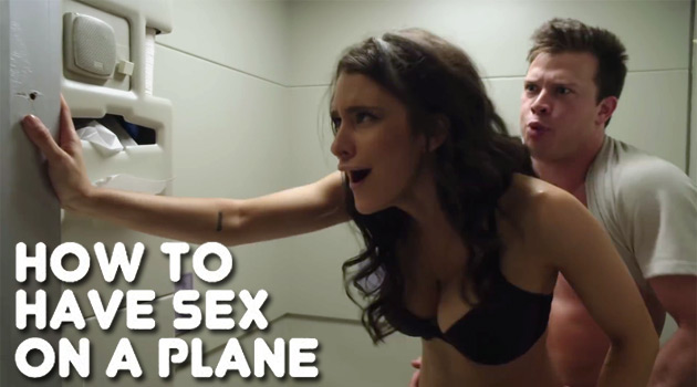 how to have sex on a plane