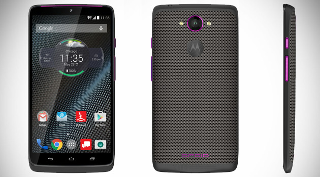 Surprise Dad This Father's Day With The Motorola DROID Turbo Gray