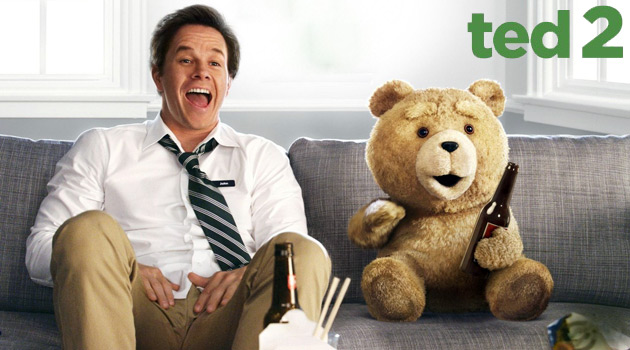Ted 2 Comes To Blu-Ray & DVD Next Week