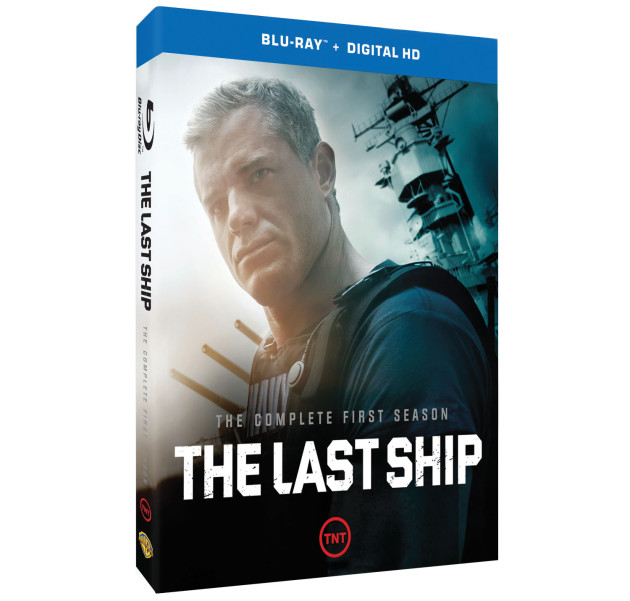 The Last Ship: The Complete First Season on Blu-ray