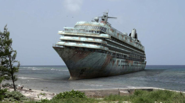 Zombie-Themed 'Walking Dead' Cruise To Set Sail In January