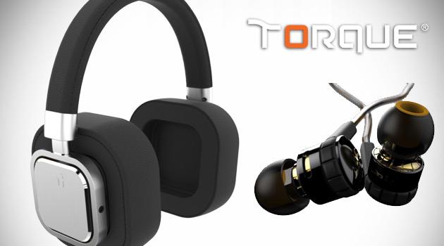 Torque Audio's Latest Headphones Offer Individualized Audio Experiences