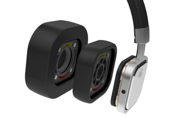 Torque Audio t402v headphones