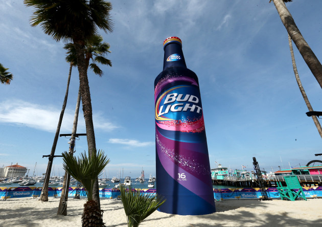 Whatever USA - Giant Bud Light Bottle