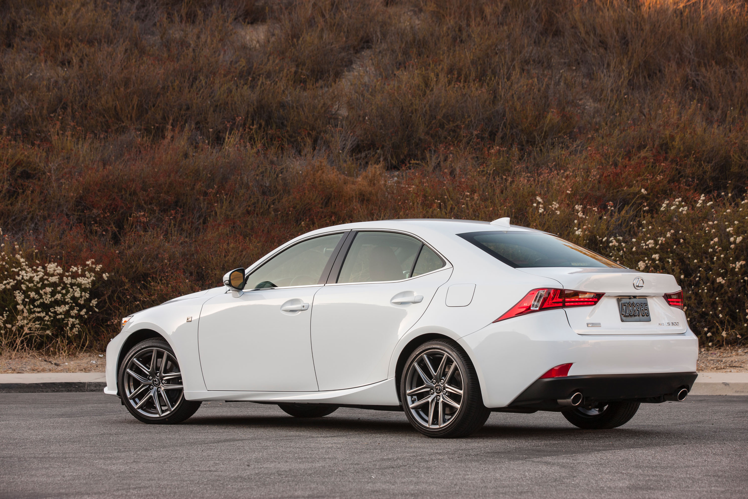 2016 lexus is gets revised engine lineup. Black Bedroom Furniture Sets. Home Design Ideas