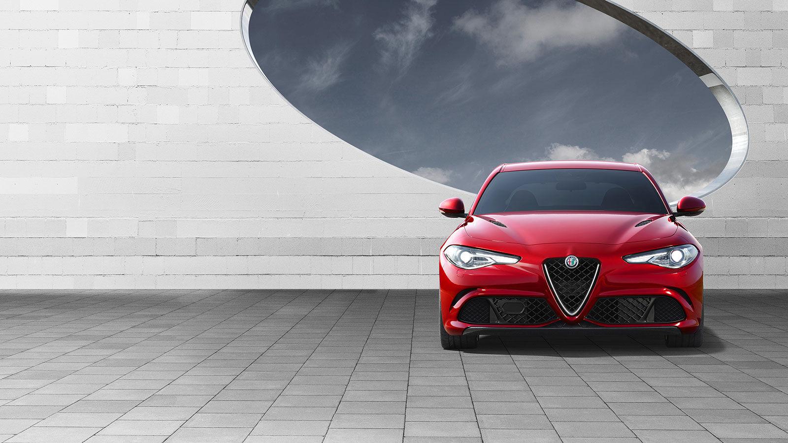 Alfa Romeo Giulia Quadrifolgio
