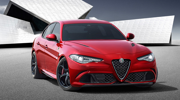 The 503HP Alfa Romeo Giulia Should Have The Germans Running Scared