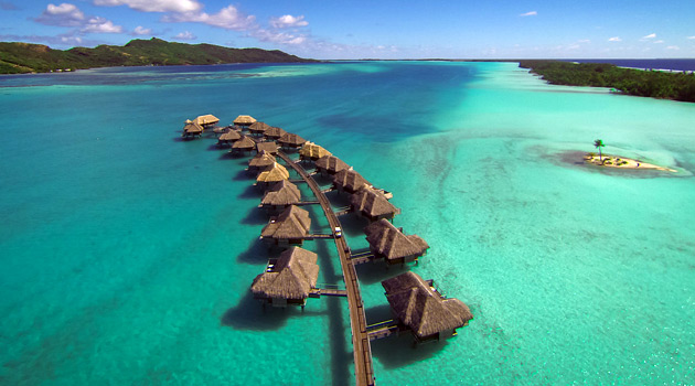 Trey Ratcliff Flew A Drone Over Bora Bora And Made The Coolest Video Ever