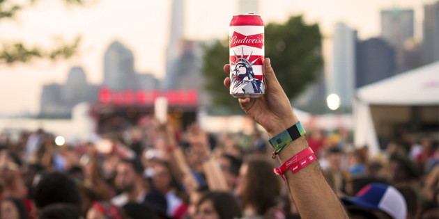 Budweiser - Made In America Monument Series