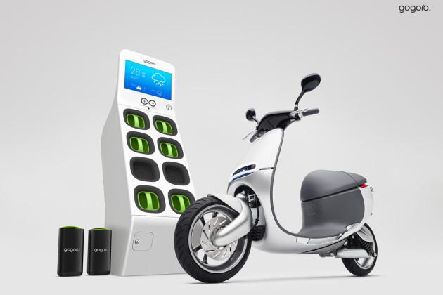 Gogoro-Smartscooter-2